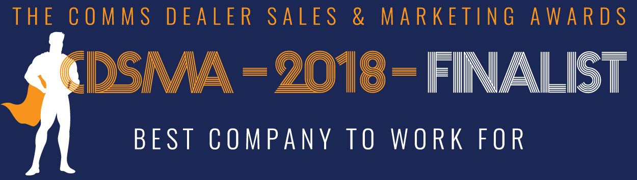 NSN Nominated as Best Company To Work For and Reseller Sales Team of The Year 2018