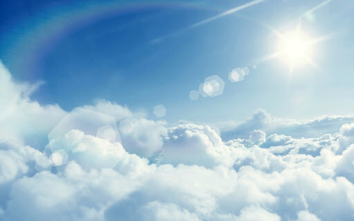 Out beyond the Corona Virus is the Cloud
